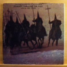 NEIL YOUNG - Journey through the Past - mint minus - Vinyl 2- LP - FOC -Top RARE