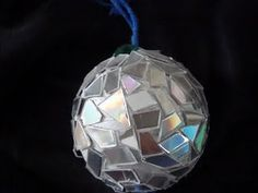 disco ball from old CDS