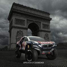 Enter the world of the #Peugeot2008DKR #Dakar2015!