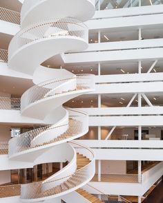 "4,910 Likes, 31 Comments - INTERIOR DESIGN (@interiordesignmag) on Instagram: ""@3xn_gxn's design directive for Swedbank's headquarters in Landsvägen includes facilitating…"""
