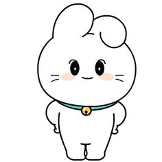 Teddybear, Cute Gif, Hello Kitty, Rabbit, Gifs, Cute Animals, Cartoon, Fictional Characters, Cute Stuff
