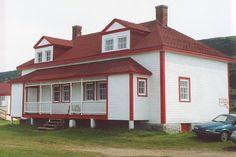 Heritage Foundation of Newfoundland & Labrador Cape Anguille Lightkeeper's Residence Registered Heritage Structure