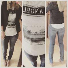 #mystyle #my closet #outfit #LA #fashion  #zin #blazer