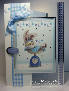 Bebunni Baby Hunkydory Kit from Crafter's Companion