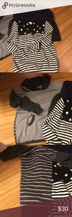 Sweaters Do you gap sweaters in excellent condition and one Neiman Marcus sweater super cute selling all three or you could buy them separate GAP Sweaters