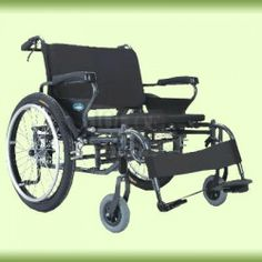 "Karma Healthcare KM-BT10 Multi-functional Bariatric Wheelchair  Karma Healthcare KM-BT10 Multi-functional Bariatric Wheelchair has foldable and robust frame design which makes it easy to stow and carry. The exclusive lateral support bar provides enhanced stability and energy saving when propelled by attendant.  Free Shipping!  ""http://goo.gl/o7bt6c"""