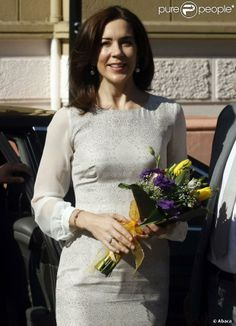 HRH Mary, Crown Princess of Denmark, Countess of Monpezat.