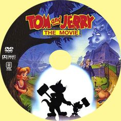Tom and Jerry The Movie Comic Book Characters, Comic Books, Tom And Jerry, Classic Cartoons, Box Art, Cover Art, Toms, Movies, Comic Strips
