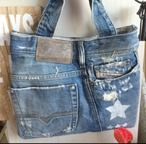 denim remak bag☆DIESEL