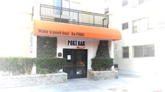 Welcome to Poke Bar! Hawaiian poke bar Sandy Springs.