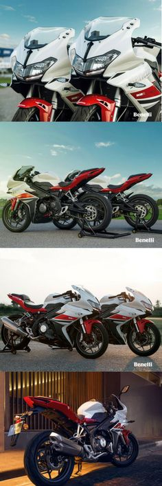 DSK Benelli Tornado 302R