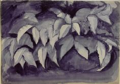 John Ruskin, A Study in Violet Carmine of Bay Leaves Ashmolean Museum, University of Oxford Drawing School, John Everett Millais, John Ruskin, William Blake, Bay Leaves, Drawing Websites, Writing Styles, Victorian Era, Geology