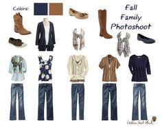 What to wear for Fall family portraits – Ottawa family photographer » Urban Bent Studio Blog