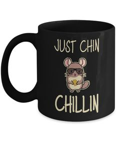 New arrival!: Just Chin Chillin.... Check it out now! http://misopunny.com/products/just-chin-chillin-cute-funny-animal-pun?utm_campaign=social_autopilot&utm_source=pin&utm_medium=pin