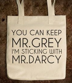 Hands up if you agree! Christian Grey's got nothing on Fitzwilliam Darcy.