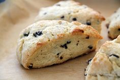 There are lots of recipes for scones out there....lots of really good ones. This one is my favorite of all. They are always tender, flaky, a...