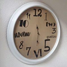 Uhren Make Over - DIY