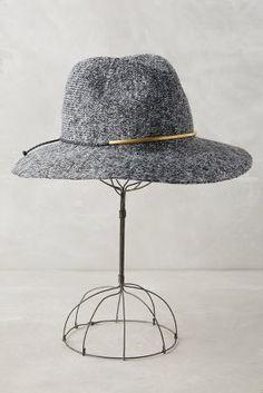 Wide Brim Hat via Anthropologie