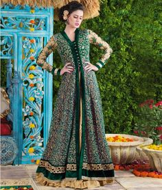 DISCOUNTS UP TO 51% On Floor Length Anarkali Suit Collection.  #FloorLength #Anarkali #Suit   Shop Now : https://goo.gl/FYl0uI
