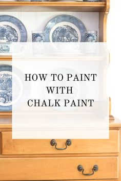 Step by step tutorial to transform your furniture with chalk paint. Before and after photos of a DIY projects on how to use chalk paint on furniture. Project using Dixie Belle paint in color pure white cotton. Three coats of paint this post demonstrates a fun farmhouse shabby chic style. Add wax for the best finish. Check out these best techniques on how to use chalk paint. #DIY #lifeonsummerhill #chalkpaint