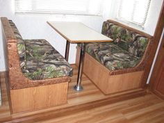 images of camouflage camper seats | 1998 Alumascape 30RLS FW