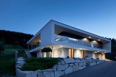 architecture ::: by kurt hoerbst » Haus K ::: Architekturwerkstatt Haderer