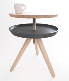 Giros: A Customizable Table with Two Surfaces