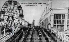 Coney Island History | The Peopling of New York 2011