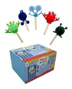 Shop Mister Maker Alien Puppet Show. Diy For Kids, Crafts For Kids, Arts And Crafts, Mister Maker Crafts, Art And Craft Shows, Puppet Show, Creative Play, Craft Party, Craft Kits