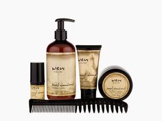 Pin for Later: Brighten Up Your June Beauty Routine With These Summery Finds Wen Hair Care Deluxe Kit