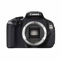 Canon EOS 600D | Canon Digital SLR Cameras | Ted's Camera Stores - Ted's Cameras