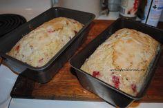 Strawberry Squash Sweet Bread