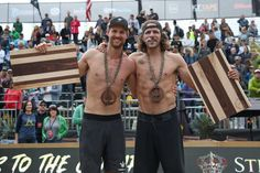 Jeremy Casebeer and Chaim Schalk took the opportunity to claim their first AVP title in Seattle. In an emotional final they defeated top-seeds Jake Gibb and Taylor Crabb. Emily Day, April Ross, Tie Break, Match Point, Take The Opportunity, Moment Of Silence, Beach Volleyball, Number Two, World Championship