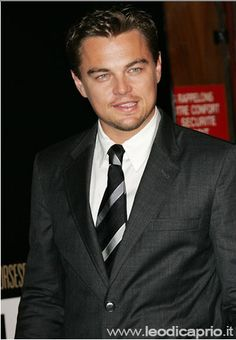 Leonardo DiCaprio should come with a warning label.