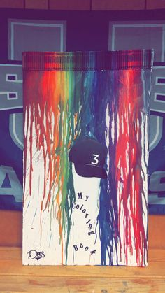 For Chance the Rapper  #chance  #crayonart #art  ~My Coloring Book