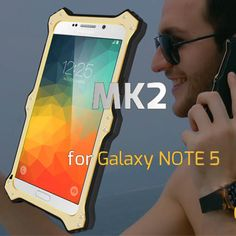 Love Mei Samsung Galaxy Note 5 MK2 Case