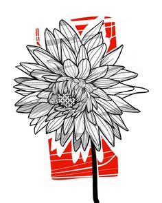 Tattoo Artists, Artworks, Abstract, Tattoos, Flowers, Cards, Summary, Tatuajes, Tattoo