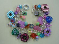 Donut charm bracelet 2 | by mark.sallai