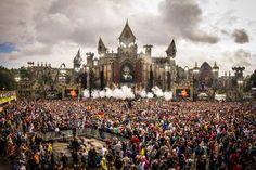 Blasterjaxx at Tomorrowland 2015