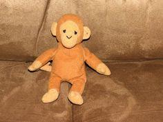 d6cd278affa TY Teenie Beanie Baby Bongo the Monkey made for McDonald s 1993  Ty  Original Beanie Babies