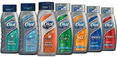 New Dial for Men Body Wash Target Coupons (as low as $.99)