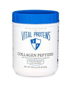 Vital Proteins Pasture Raised Collagen Peptides, (20 Oz)