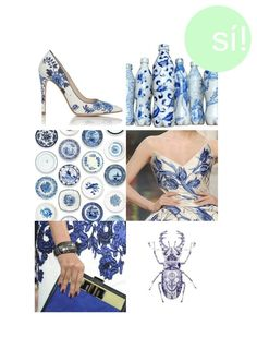Azul, delft, azulon, inspiracion, porcelana, pantone, boda, wedding, http://sialsiquiero.wordpress.com