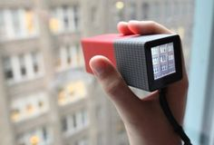 Never settle for an out of focus picture ever again...Introducing #LYTRO!