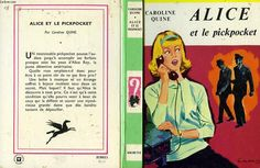 Alice et le pickpocket quine caroline: HACHETTE Bibliothèque Verte. 1971. In-12 Carré. Relié. Bon état. Couv. convenable. Dos satisfaisant. Intérieur frais. 248