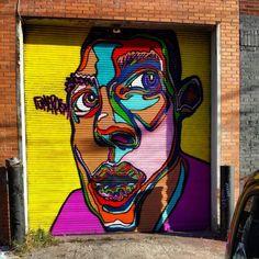 Fumeroism in Bushwick, Brooklyn