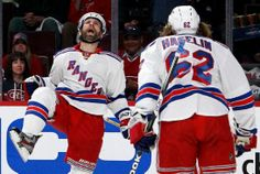 NHL playoffs: St. Louis, Rangers rise above emotions to rout Habs: DiManno Martin St. Louis, whose late mother's funeral is Sunday, opened the scoring for New York before his teammates piled on in a 7-2 Game 1 thrashing of the Canadiens.