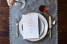 How to Make Stamped Menus Using Scraps of Produce on Food52
