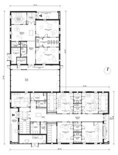 New Building for Nursery and Kindergarten in Zaldibar,Plan