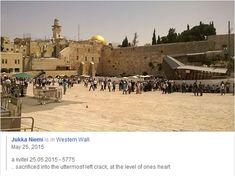 Screenshot: (4) Jukka Niemi Miss World 2000, Pro Bono, Saints Days, Western Wall, Promised Land, The Covenant, Jerusalem, Westerns, Taj Mahal